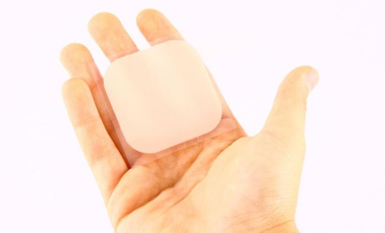 Présenter le patch contraceptif
