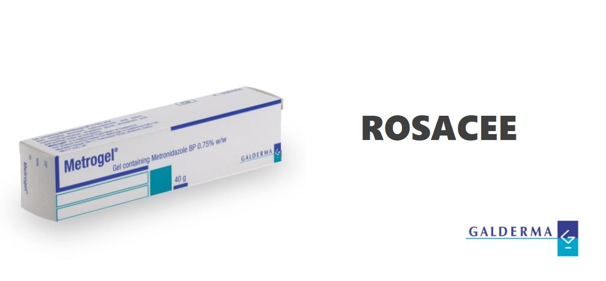 Metrogel: remède médical contre la rosacée disponible ligne