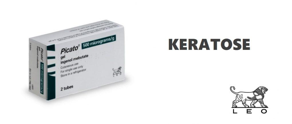 Le traitement Picato, médicament contre la kératose
